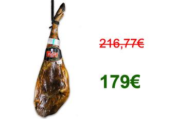 """Pernil de gla """"Bellota"""" (sencer) (6.5-7 Kg) [Promoció Maig 2012]"""
