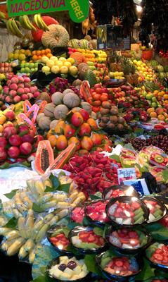Un lloc emblemàtic per visitar a Barcelona: El mercat de la Boqueria