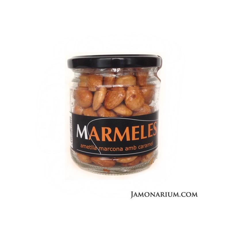 ametlles marcona caramel fruits secs