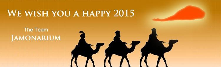 Feliç Nit de Reis Mags per a tu i per als teus!