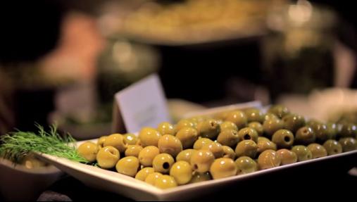 olives verdes aperitiu