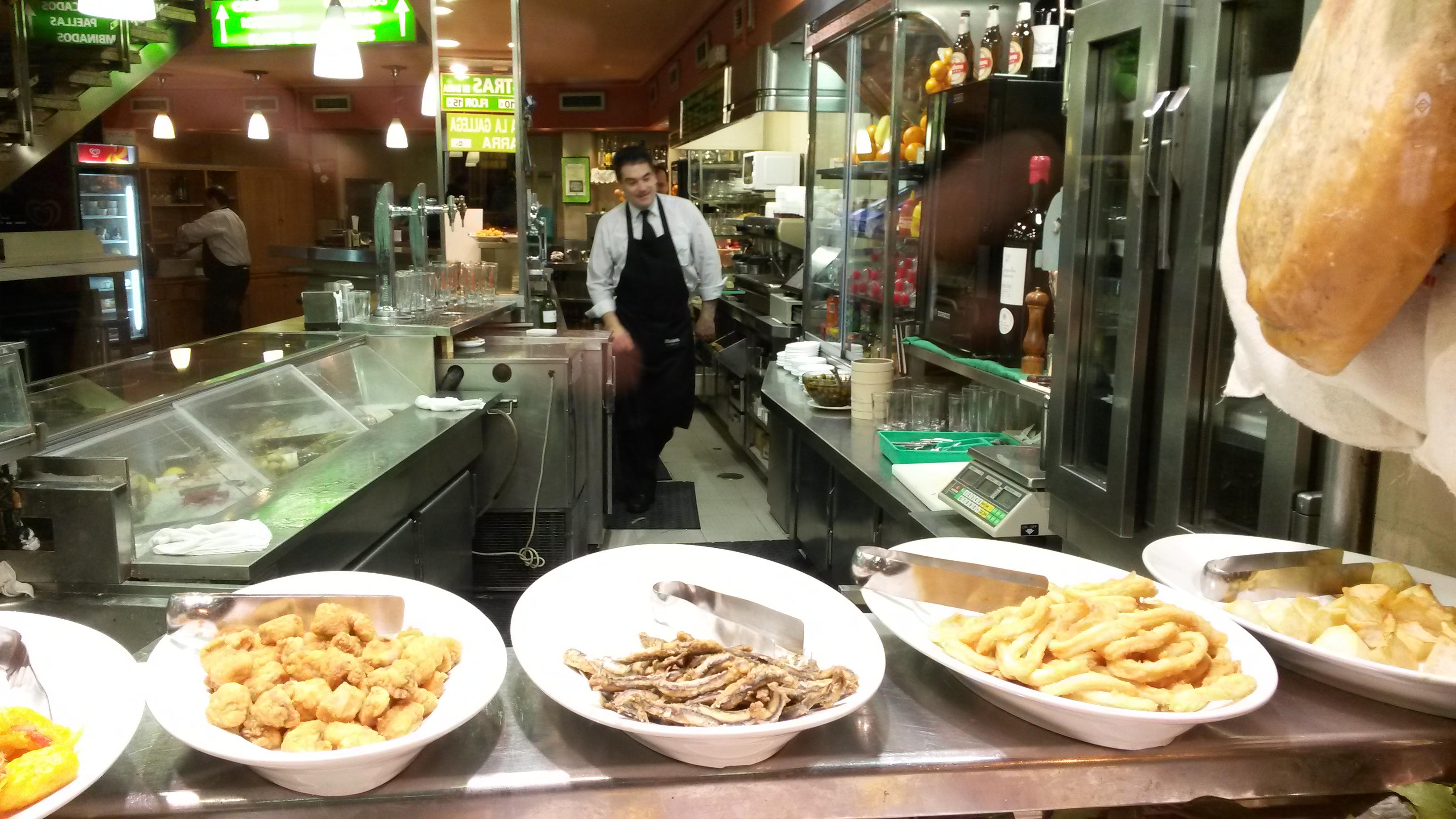 Cuina tradicional gastronomia barcelona
