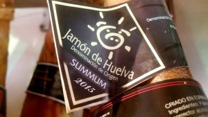 La DO Huelva de pernil ibèric ha passat a anomenar-se DO Jabugo