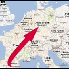 Com enviar un pernil a Alemanya de manera fàcil i ràpida.