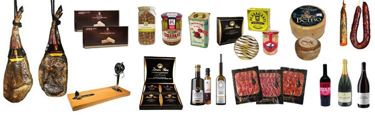 regals lots nadal pernil formatge embotit