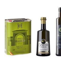 Aquest Nadal regala una ampolla d'oli d'oliva verge extra gurmet