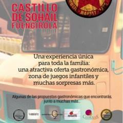 Street Food Fuengirola, un festival gastronòmic en camions de menjar.