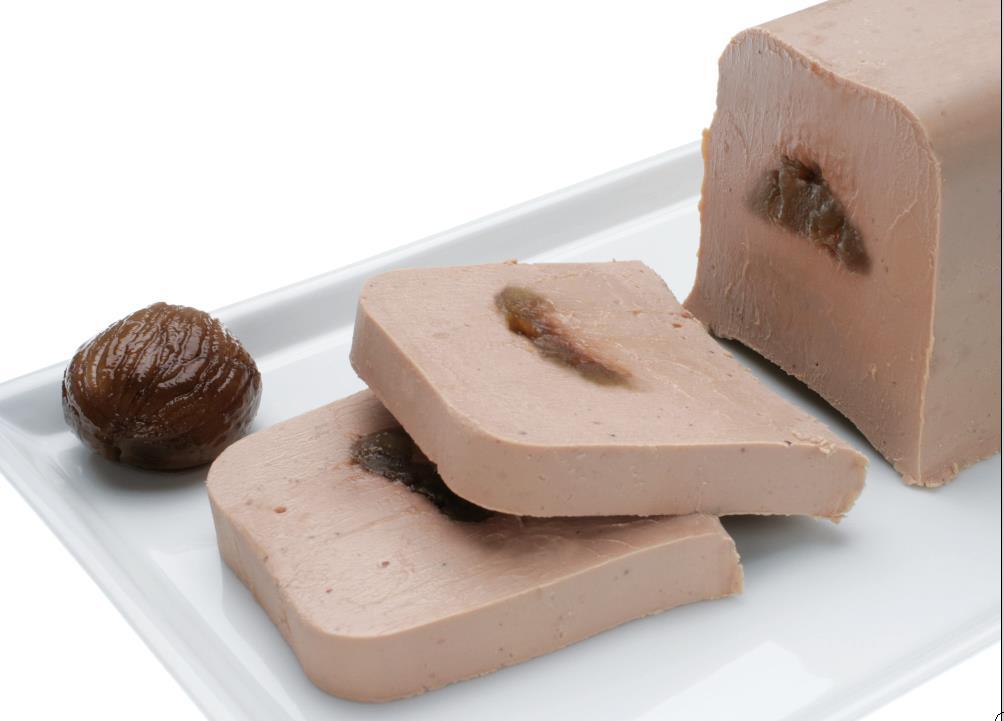 bloc foie gras pate diferencies similituds