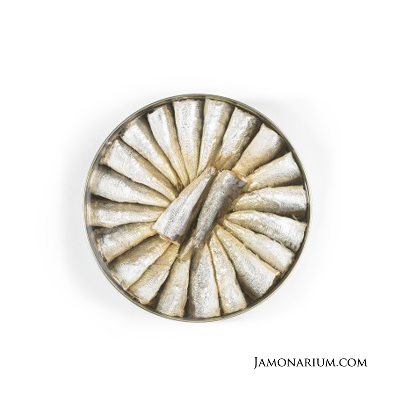 llauna sardines conserva breu recorregut
